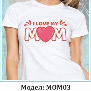 Тениска MOM03