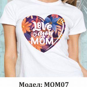 Тениска MOM07