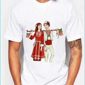 Тениска BGM01