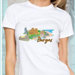 Тениска BSW01