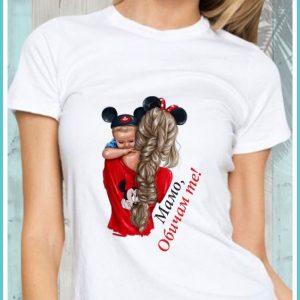 Тениска MOM19
