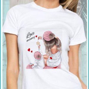 Тениска MOM20