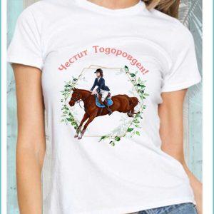 Тениска TDW01